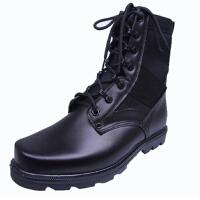 07式双密度作战靴SMD战术军靴耐磨防滑男士防火防刺防燃靴军靴