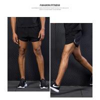 运动短裤男薄款跑步健身速干马拉松训练田径三分裤篮球短裤