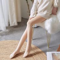 打底裤 女士加厚600针单色保暖修身靴裤冬季新款韩版女式时尚休闲舒适踩脚裤