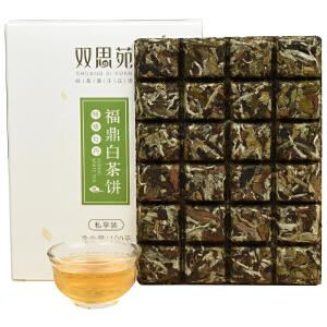 祺彤香茶叶 正宗福鼎白茶 特级白牡丹老白茶 巧克力饼24泡礼盒装