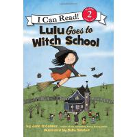 Lulu Goes to Witch School 露露要去女巫学校(I Can Read,Level 2)ISBN