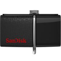 闪迪(SanDisk)高速系列 OTG 128G micro-USB 和 USB双接口 U盘 USB3.0 手机u盘