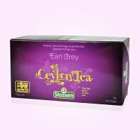 斯里兰卡原装进口 司迪生系列袋泡茶 伯爵红茶 50茶袋 100克
