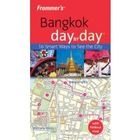 Frommer's Bangkok Day by Day 曼谷每日导览【英文原版】