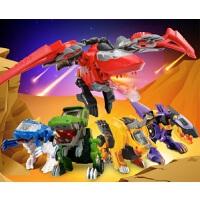 VTech伟易达守护者变形恐龙变形机器人战士飞车汽车飞机玩具男孩