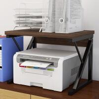 良木置物架宜家家居家用办公打印机架子多层复印机架收纳架旗舰