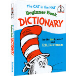 The Cat in the Hat Beginner Book Dictionary 戴帽子的猫儿童图画词典辞典 d