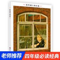 铁丝网上的小花 精装 新版 世界插画大师英诺森提作品 获1985年美国图书馆协会图书奖 童书绘本儿童幼儿小学生文学读物书