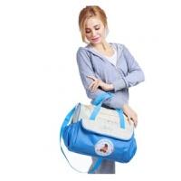时尚多功能妈咪包大容量待产包母婴包卡通单肩斜跨包外出包手提包