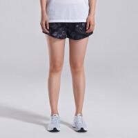 NIKE耐克女裤运动短裤透气健身训练跑步运动裤929082