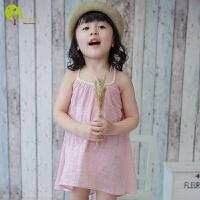 【����自�I】�康馨童�b 女童抽�K吊��裙 �n版�棉柔��和�吊��衫
