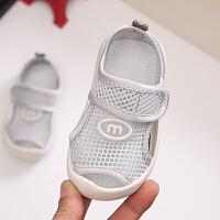 儿童夏季凉鞋小童洞洞鞋 网眼透气幼儿园鞋透气网鞋凉鞋