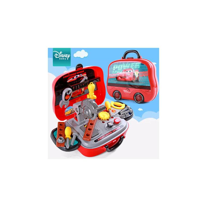 迪士尼儿童过家家玩具医生小护士打针化妆台厨房工具箱套装男女孩 角色扮演 仿真模拟 认知工具 环保材质