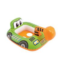 宝宝游泳圈坐圈汽车飞机坐骑腋下圈游泳儿童坐式浮圈0-3岁