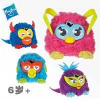 菲比精灵furby 孩之宝Hasbro英文版菲比派对摇滚小精灵玩具 电子宠物