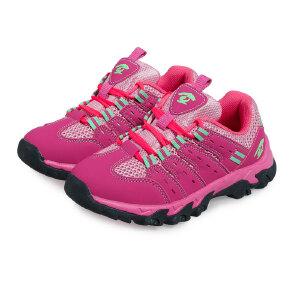 探路者TOREAD品牌童装 户外运动 春装秋装男童女童户外登山鞋 儿童运动鞋