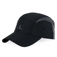 帽子新款韩版男女士户外时尚棒球帽速干透气鸭舌帽夏季防晒遮阳帽