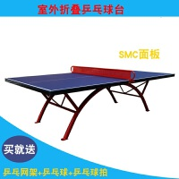 室外乒乓球台 乒乓球桌户外乒乓球桌标准乒乓球台家用比赛用