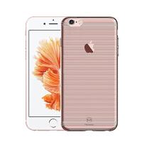 麦多多 苹果6SPLUS手机壳硅胶透明保护壳iphone6plus手机套创意薄