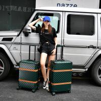 【每满100减50】茉蒂菲莉 拉杆箱 铝框拉杆箱万向轮24行李箱女韩版小清新密码箱旅行箱子男登机箱20