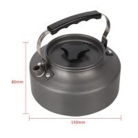 户外套锅餐具烧水壶野外野营茶壶咖啡炊具便携套装新品