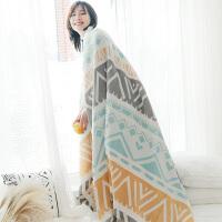 纱布毛巾被全棉三层双人单人毛巾毯子纯棉夏季儿童空调午睡毯夏被