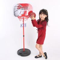 儿童篮球架子可升降铁杆室内宝宝投篮架小孩篮球框大号球类玩具