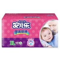 [当当自营]安儿乐 干爽超薄婴儿纸尿裤(电商渠道)XL100+8片(适合体重12kg -18kg)