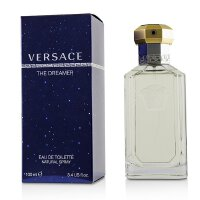 范思哲 Versace 追�羧四惺康�香水The Dreamer EDT 100ml