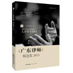 《广东律师》精选集2013