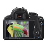 适用于佳能EOS 100D单反相机钢化膜200D液晶屏保护贴膜