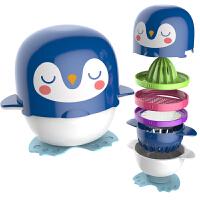 【当当自营】贝氏BERZ 宝宝婴儿辅食研磨器研磨碗套装 蓝小鹅 BZ8661B