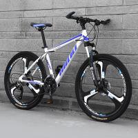 越野山地自行车男女士学生变速单车减震用赛车青少年整车跑车新品