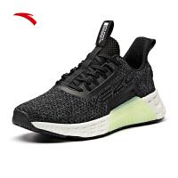 安踏休闲鞋女鞋2020春季新品跑步轻便休闲舒适运动鞋12927788