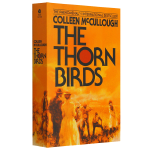 正版现货 荆棘鸟英文版原版 The Thorn Birds 全英文原版书 进口英语经典畅销书籍 澳大利亚的飘