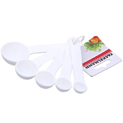法克曼 烘培工具塑料量勺五件套 5214481