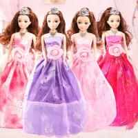 创意智能对话遥控儿童玩具娃娃 唱歌跳舞故事公主套装生日礼物