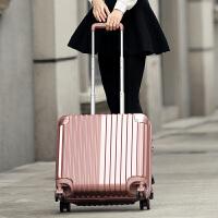 铝框拉杆箱万向轮16寸小型行李箱18寸女商务旅行箱包登机箱20寸男