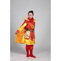 孙悟空衣服齐天大圣套装儿童西游记演出服美猴王道具舞台表演 新款整套衣服(7件)如图 不包括道具