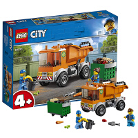 【当当自营】乐高LEGO 城市组系列 60220 城市清理车