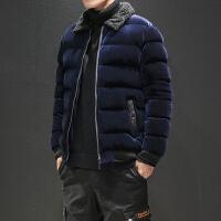 棉衣男加厚冬装男士短款棉服潮流韩版冬季棉袄衣服外套