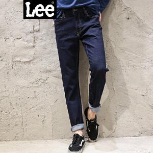 Lee男装2018春夏新品中腰直脚牛仔裤L12726H46898