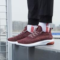 361度男鞋运动鞋2018秋季新款气垫鞋男透气跑步鞋时尚休闲鞋子