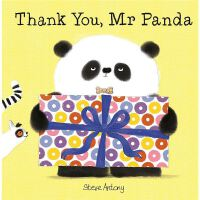 Thank You, Mr Panda,Thank You, Mr Panda