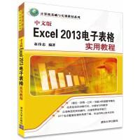 中文版Excel 2013电子表格实用教程