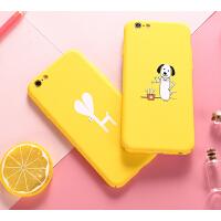 包邮支持礼品卡送钢化玻璃膜 iphone7 iphone8 plus 卡通 手机壳 苹果7 plus 轻薄 防摔 i7