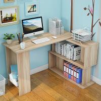电脑桌台式宜家家居家用书桌书架办公桌写字台转角桌