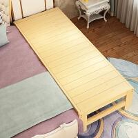 床加��加�L拼接��木松木床�稳穗p人床榻榻米床床板定制 其他 框架�Y��