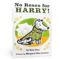 顺丰发货 No Roses for Harry! 哈利的花毛衣:世界绘本经典的小狗形象,可爱、俏皮、有主见 Gene