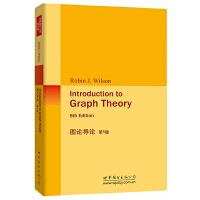 【旧书二手9成新】【正版图书】图论导论(第5版) (英)R.J.Wilson(R.J.威尔逊) 世界图书出版公司 97